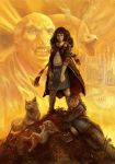 Hermione, The Conquerer by razwit