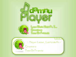 dAmnU Player by LoogieTheSpheal