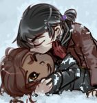 Warm in the snow by chocolate-rebel