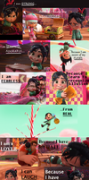 I am... by WDisneyRP-Vanellope