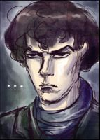 Sherlock Is Mad. by Englehart