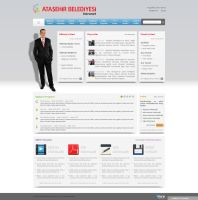 municipality intranet by omrguven