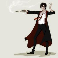 James Potter by LiaBatman