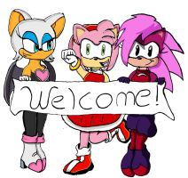 Welcome- by Amy-pink