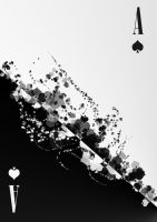 Ace of Spades by gr8ak1