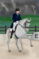 A stormy ride by Ememir