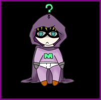 SP: Mysterion by yume-kuro