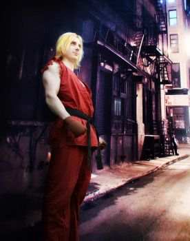 Street Fighter by Galactic-Reptile