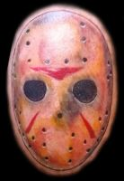 Jason Mask - Friday the 13th by Mr-Taboo