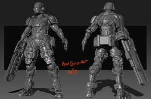 HB wip by PierreRogers