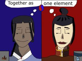 Together As One Element Shaded by Mt80