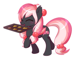 [Com] Strawberry Devilcake by HankOfficer