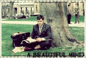 A Beautiful Mind by miaconstantine