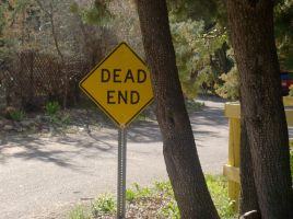 Dead End by SquirrelWitch