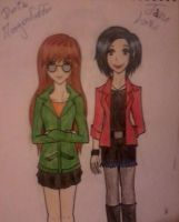 Daria and Jane by Hitomi-chan666