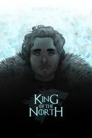 King of the North by Magicharu