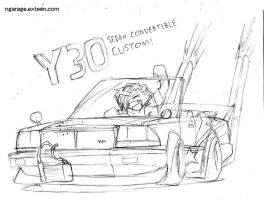 uncomplete Y30 Zoku by ngarage