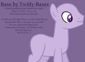MLP Base 315 by Twiily-Bases
