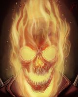 ghost rider by joejr2