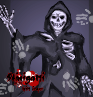 Shinigami Concept- Grim Reaper by miss-mustang