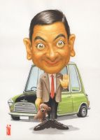 Mr. BEAN 2 by toniart57