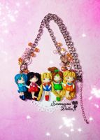 Sailor Moon Crystal Necklace by SentimentalDolliez