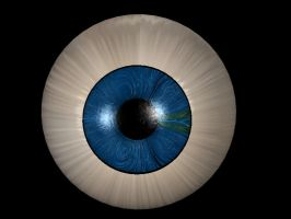C4D Eyeball by Botolinus