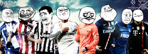 Cover pic for Troll Football by PR7-Graphics