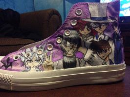 Kayla shoes 7 by crazzyredhead
