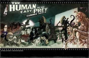 EASY PREY by Hartman by sideshowmonkey