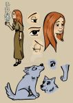 Character studies - 3 by itsmimi111