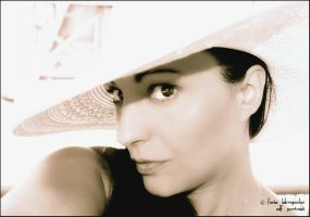 Me and my hat ... by photofenia