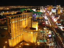 Las Vegas Strip Side 1 by uttim