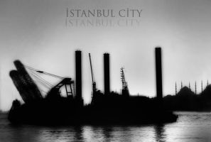 Istanbul City 2 by galipwolkan