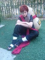 Sabaku no Gaara Cosplay by Ryoko-and-Yami