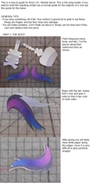 Nimble Sprint Papercraft How-To by Rettro