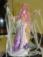 Spring Essence Doll OOAK by KatChick