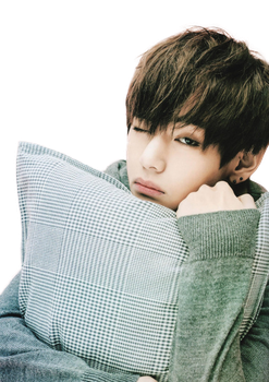 Kim Taehyung V (BTS) [Render] PNG by Angelicapark
