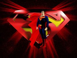 Superman wallpaper by SWFan1977