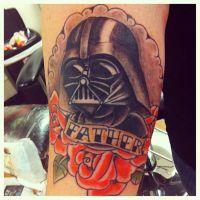 Star Wars: Traditional by RockabillyReese