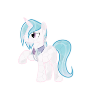Gift - Crystal Pony Starbolt by Musical-Medic