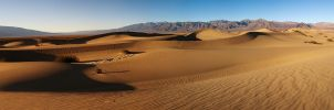 Stovepipe Wells Sand Dunes by themobius