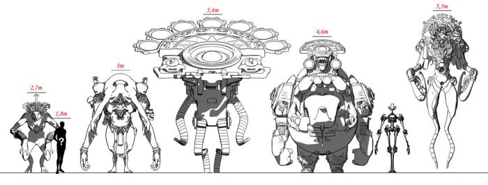 Bosses LineUp by ced66