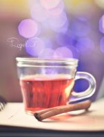 Cinnamonly You by Roguellgreen