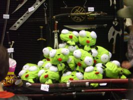 Pile of Gir by peppermintlight