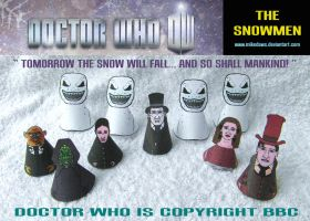 Doctor Who - The Snowmen 3 by mikedaws