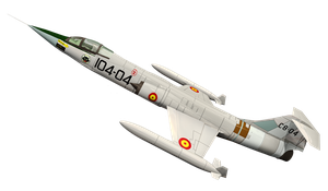Fighter Jet 02 by Jumpfer-Stock