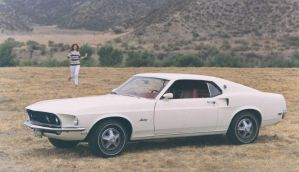 Ford Mustang (1969) by Wowches