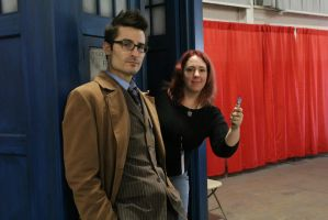 The Doctor and Myself by Lady-ElitaOne