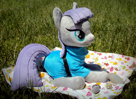 Maud Plushie - Rock Picnic by ButtercupBabyPPG